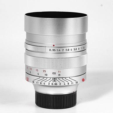 ZY Optics выпускает обновленный объектив Mitakon Speedmaster 50mm F0.95 с креплением Leica M