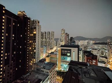 Как снимает Xiaomi Mi 11 ночью. Примеры фотографий