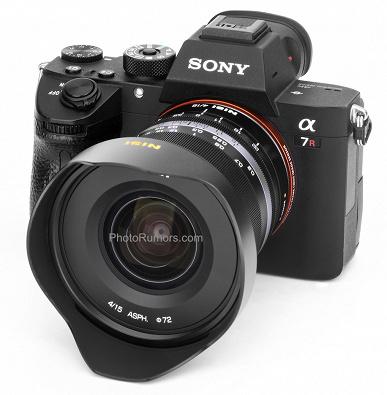 Названа дата анонса и цена первого объектива NiSi с креплением Nikon Z
