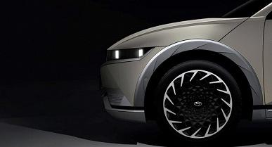 Hyundai Ioniq5 — новый электрический кроссовер для любителей пикселей. Анонс состоится уже скоро
