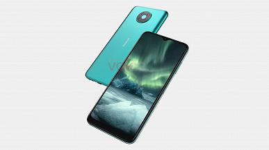 Первые качественные изображения Nokia 6.3/6.4