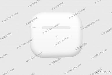 Это новые Apple AirPods? Наушники якобы могут стать полувкладышами