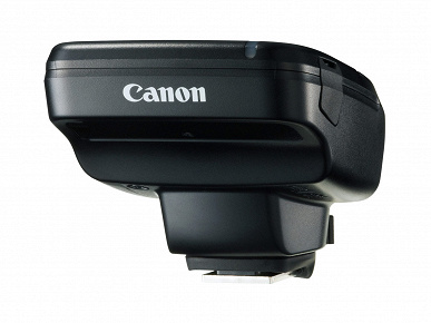 Canon обновляет передатчик Speedlite ST E3 RT
