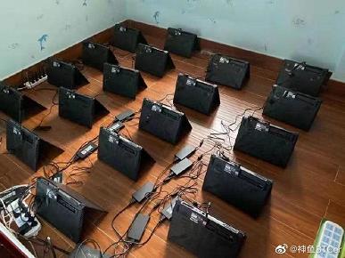 Радость майнеров и кошмар геймеров: сотни игровых ноутбуков занимаются не тем, чем должны были бы
