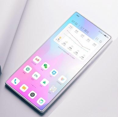Качественные изображения Xiaomi Mi Mix 4 с подэкранной камерой