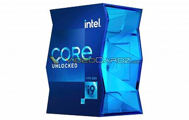 Флагманскому процессору – оригинальную упаковку. Так выглядит Core i9-11900K в коробке