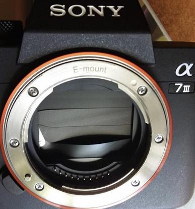 На Sony подали в суд за дефект затвора в камерах a7iii
