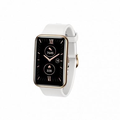 Представлены новые умные часы Huawei Watch Fit Elegant