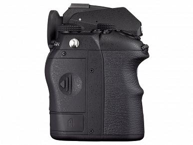 Камера Pentax K-3 Mark III представлена окончательно