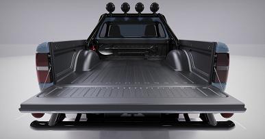 Компания Alpha Motor представила электрический пикап