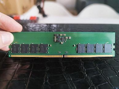 DDR5 уже на подходе. Производители оперативной памяти уже тестируют готовые модули