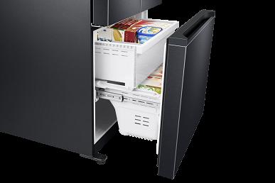 В России вышел новый многодверный холодильник Samsung French Door