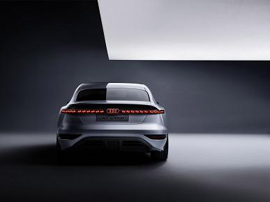 Мощность 475 л.с. и запас хода 700 км. Audi представила A6 e-tron – предвестник полностью электрической A6