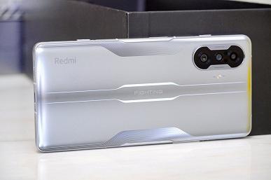 Самый дешёвый игровой смартфон впервые показали вживую. Опубликованы фотографии Redmi K40 Game Enhanced Edition