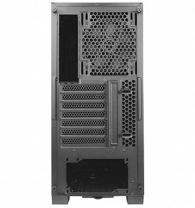 Корпус Antec P82 Silent рассчитан на платы типоразмера mini-ITX, microATX и ATX