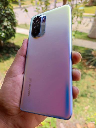 Так выглядит Xiaomi Mi 11X, и мы уже хорошо знаем эту модель
