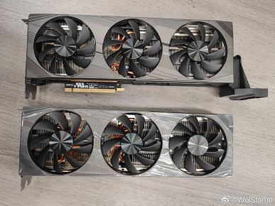 С громоздкими системами охлаждения и сугубо тремя вентиляторами. Изображения нереференсных GeForce RTX 3080 Ti от Colorful, Zotac и Lenovo