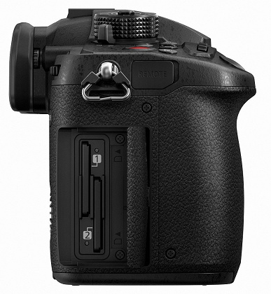 Представляя камеру Lumix GH5 Mark II, компания Panasonic анонсирует разработку еще одной модели