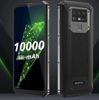 Неубиваемый смартфон с NFC и аккумулятором на 10 000 мА•ч за $90. Oukitel K15 Plus доступен со скидкой для самых быстрых