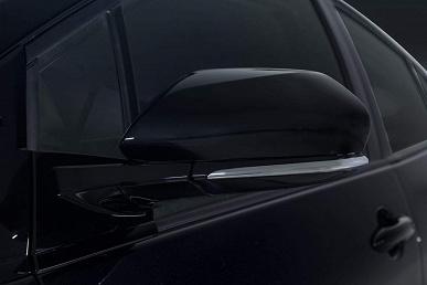 Представлен гибрид Toyota Prius Nightshade Edition