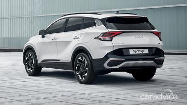 Представлен совершенно новый Kia Sportage 2021