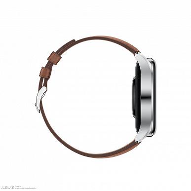 Так выглядят первые часы с HarmonyOS 2.0: качественные изображения и характеристики Huawei Watch 3
