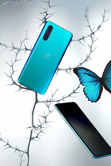 OnePlus Nord Core Edition 5G позирует на огромном количестве официальных изображений за день до анонса