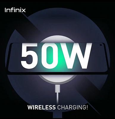 160-ваттная зарядка и огромная камера: нового убийцу флагманских смартфонов создала Infinix