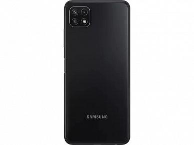 Самый дешёвый смартфон Samsung с 5G получит 90-герцевый дисплей. Galaxy A22 5G готовится к выходу