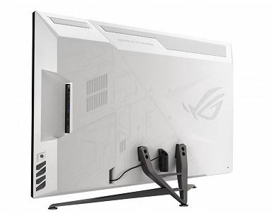 Представлен монитор Asus ROG Strix XG43UQ Xbox Edition