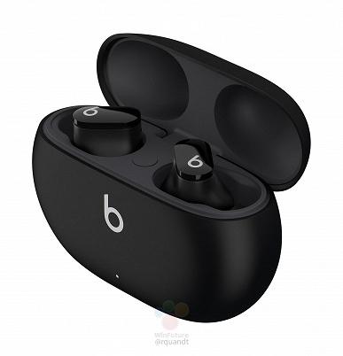 Так выглядят новые беспроводные наушники Apple без активного шумоподавления. Качественные рендеры Beats Studio Buds