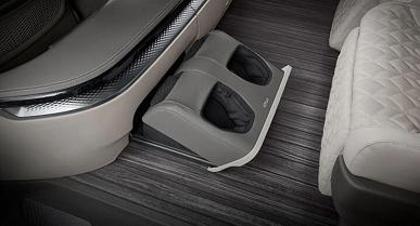 Представлен роскошный автомобиль Kia с массажёром для ног, очистителем воздуха и многим другим