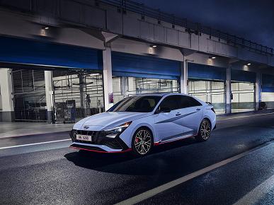 Представлен спортивный седан Hyundai Elantra N с разгоном до «сотни» за 5,3 с