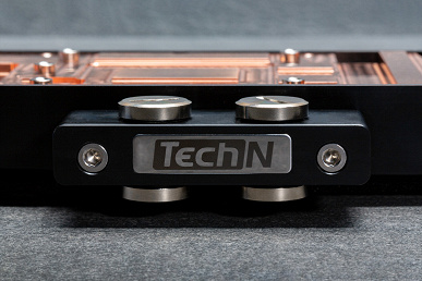 TechN Announces Waterblock for AMD Radeon RX 6800, RX 6800 XT, and RX 6900 XT Graphics Cards