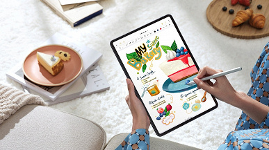 Huawei привезла в Россию MatePad и MatePad Pro на основе HarmonyOS