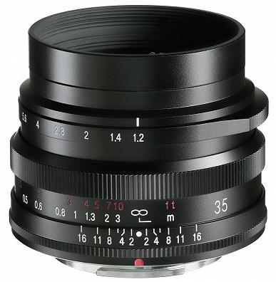 Представлен объектив Voigtlander Nokton 35mm f/1.2 с креплением Fujifilm X