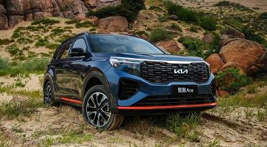 Представлен новый спортивный Kia Sportage Ace GT-Line дешевле 25 000 долларов