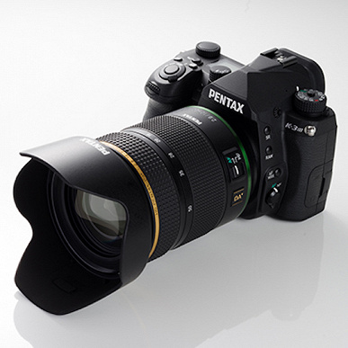 Галерея дня: изображения объектива HD Pentax-DA*16-50mmF2.8ED PLM AW