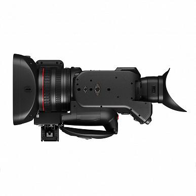 Появились данные о профессиональной видеокамере Canon XF605