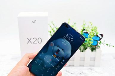 120 Гц, 64 Мп, 66 Вт, 4300 мА·ч и дизайн Huawei Mate 30 за 260 долларов. Honor X20 5G показали на живых фото