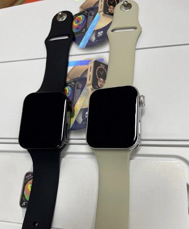 Так будут выглядеть Apple Watch Series 7: в Китае уже продаются точные подделки