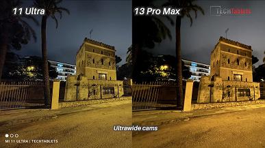 iPhone 13 Pro Max уступил Samsung Galaxy S21 Ultra в новых тестах камер