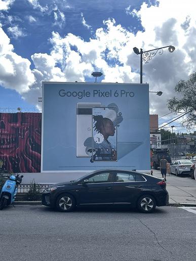 Google уже вовсю рекламирует Pixel 6 и Pixel 6 Pro в США