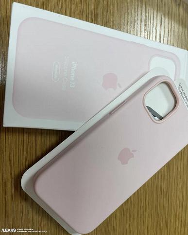 Фотографии чехлов для iPhone 13 во всех цветах со всех сторон