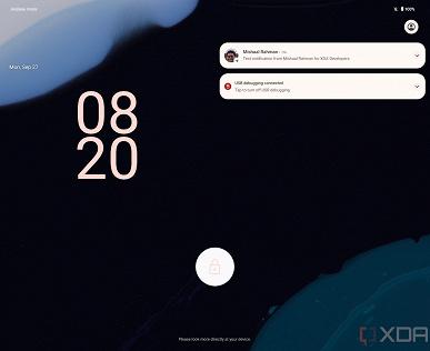 Что нас ждёт в Android12.1? Появилось много информации о функциях и изменениях