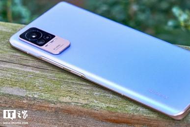 Самый тонкий и лёгкий смартфон Xiaomi, с крошечным «подбородком» и интересным дизайном показали вживую после анонса