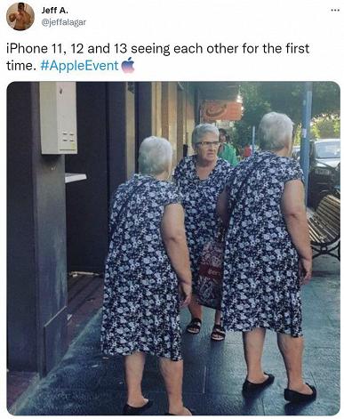 Пользователи высмеивают дизайн, цены и отсутствие инноваций iPhone 13: подборка шуток из социальных сетей