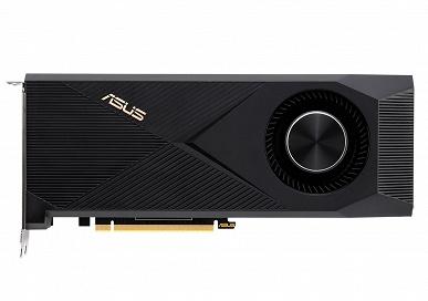 Asus оснащает «турбиной» видеокарту GeForce RTX 3070 Ti Turbo