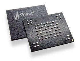 SkyHigh Memory расширяет семейство микросхем флеш-памяти SLC NAND изделиями, выпускаемыми по нормам 1x нм