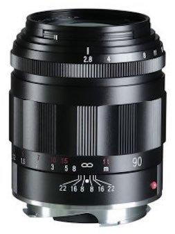 В ноябре ожидается выход объектива Voigtlander Apo-Skopar 90mm f/2.8 VM